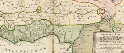 Sanson's Map of Northern Africa (1679)Nicolas Sanson's Map of Libya.  Made in the year 1679.         Map of Libya        Date: 1679   Au…View Postshared via WordPress.com