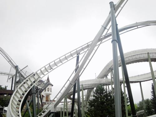 #Flug der Dämonen #heide park#rollercoaster#theme park