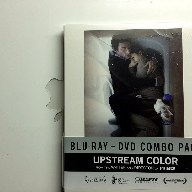 UPSTREAM COLOR—beautiful packaging #bluray #dvd #primer #iwanttotouch