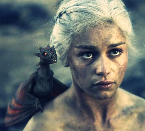molotovmanon:  daenerys targaryen | Tumblr on We Heart It - http://weheartit.com/entry/50464772/via/MolotovManon   Hearted from: http://eevapeeva.tumblr.com/post/41560990440