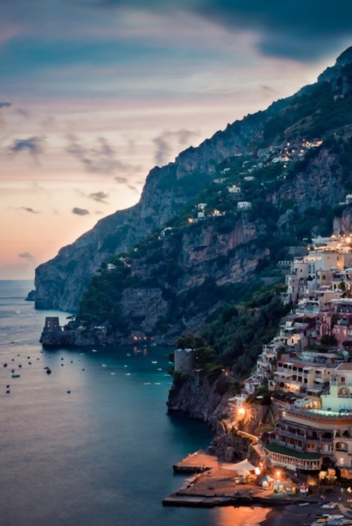 0rient-express:   The beauty of Positano | by Ricky.