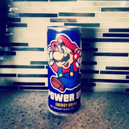 Long day? Here's a Power Up!