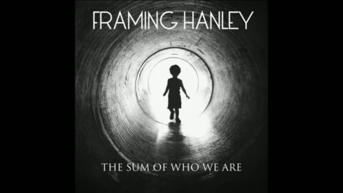 framinghanley:  The official CD cover!