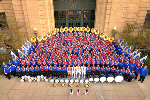 ijustwanttobeacat:  The 2012 Marching Jayhawks (: Rock Chalk