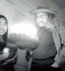 Richard Brautigan on his birthday. Wow.