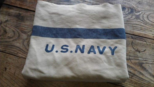 WWII U.S. Navy blanket Found