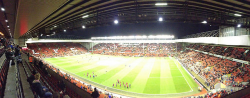 Great view. #ynwa #lfc on Flickr.
