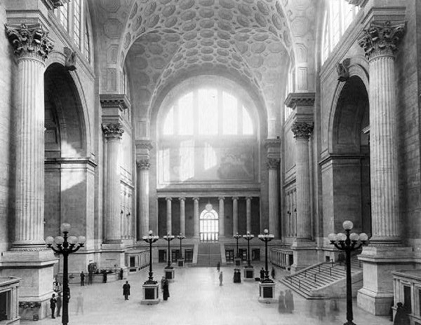 flavorpill:  The Most Beautiful Buildings in New York That No Longer Exist