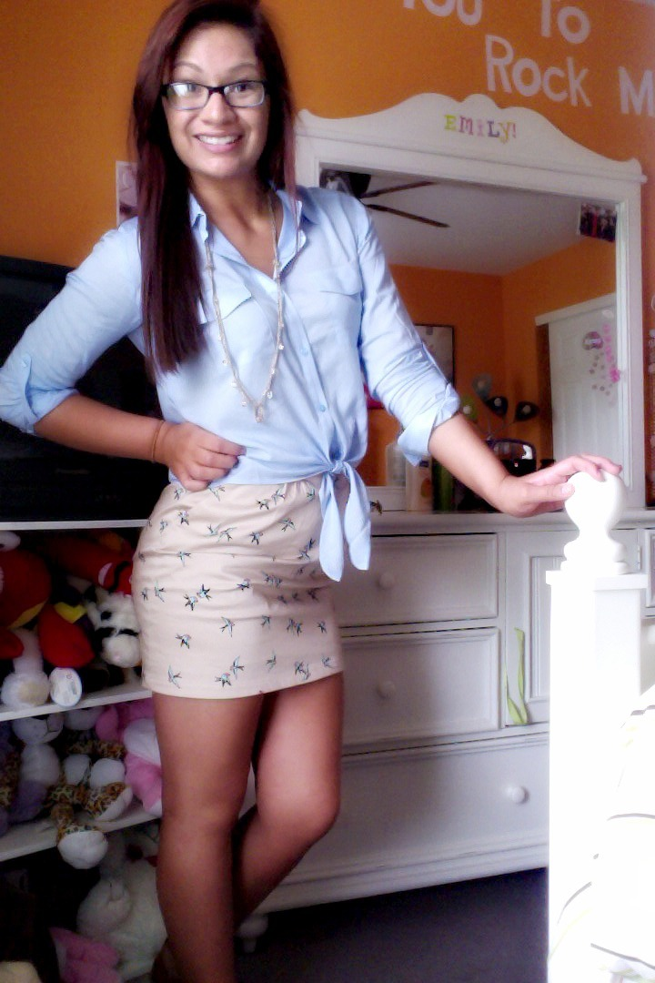 outfit of the day (: