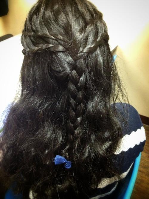 lace braid tumblr - photo #24