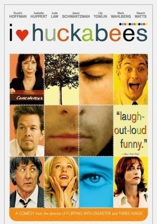 "I'm watching I Heart Huckabees    ""How am I not myself?""                      Check-in to               I Heart Huckabees on GetGlue.com"
