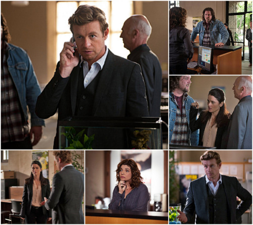 "The Mentalist Season 5 Finale Photos: ""Red John's Rules"""