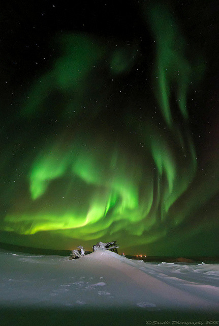 Aurora Pi π by savillent on Flickr.