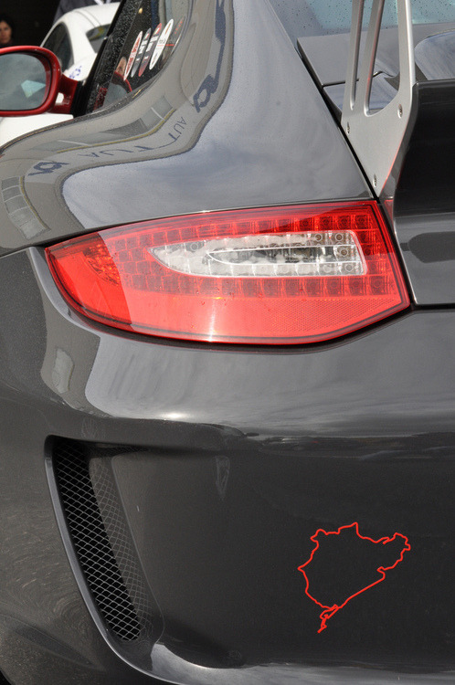 Ringmeister Starring: Porsche 997 GT3 RS (by 443 MM)