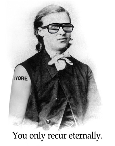 Awkward young Nietzsche, #14(I had to)