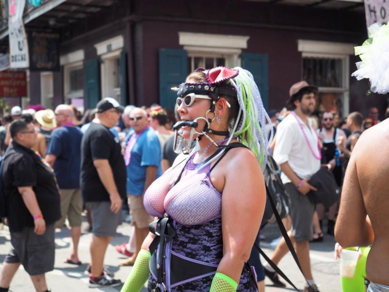 Southern decadence parade, New Orleans, 2015© Urbain, trop urbain