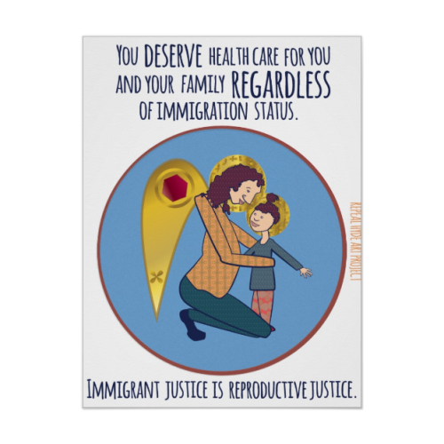 themidwifeisin:  Buy these posters and find more from the amazing Repeal Hyde Art Project! They are so amazing and speak so many truths - when I have my own clinic I'm going to put all of them up on the walls.  So beautiful!