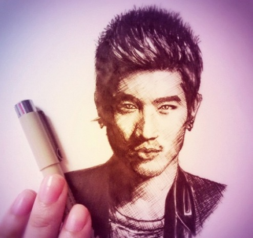 zensaystheartist:  Dear person who drew this,  MARRY ME. right now. Marry me.  I'm serious.
