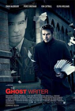 #58. The Ghost Writer - Roman Polanski 3.5/5