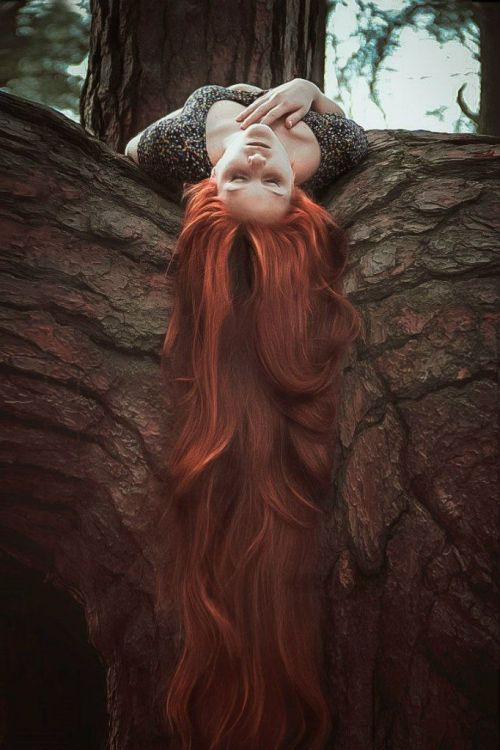 photography long hair beautiful enchanting