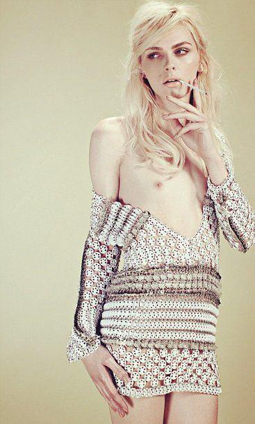 thenoiseinme:  Andrej Pejic by Zoey Grossman for Twelv Magazine