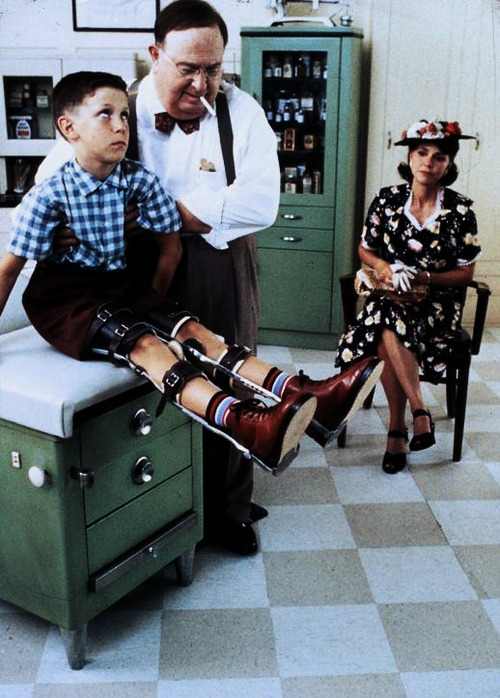 Mama says they was magic shoes. They could take me anywhere.   forrest