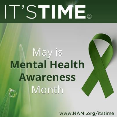haveacupcake1:  Today marks the beginning of Mental Health Awareness month. Today also marks the beginning of my mother's homelessness.   According to the Mental Illness Policy Organization, people with untreated psychiatric illnesses comprise one-third of the homeless population. My mom suffers from Paranoid Personality Disorder and Delusional Disorder, and she has no insight into her condition and thus refuses treatment. It's been more destructive to her and to our family than any kind of cancer.  Take some time to learn something this month as we continue to find hope for those who struggle with this every day of their lives.