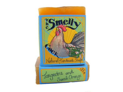 (via The Smelly Cock Natural Soap Palm oil free by TheSmellySoapCo)
