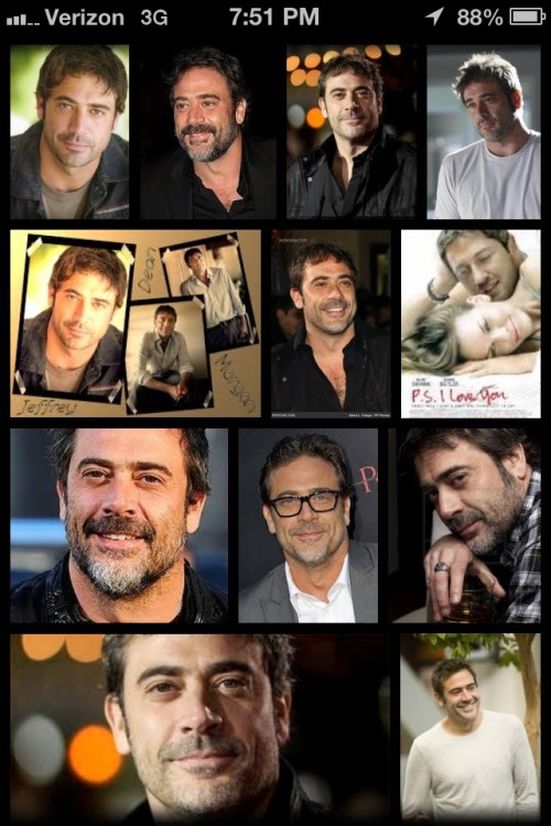 "I invented a new game called ""Is This An Image Search For Javier Bardem or Jeffrey Dean Morgan?"""