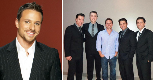 Drew Lachey (98 Degrees / Dancing With the Stars, corny stuff but still a successful, good looking guy) - 5'5""