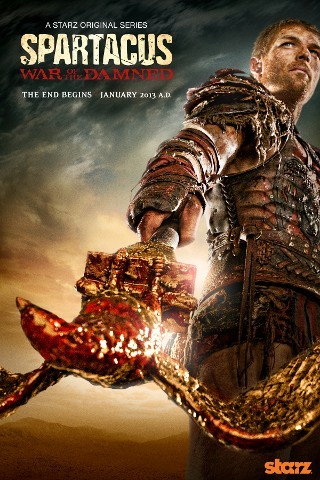 I am watching Spartacus: War of the Damned                                                  780 others are also watching                       Spartacus: War of the Damned on GetGlue.com