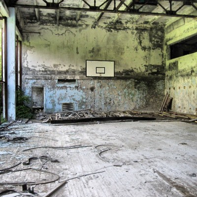 Photos From Chernobyl On Instagram  In an area of fallout, people leave their belongings and flee. For ages, it stays in place. Time withers away at them, leaving haunting memories of the past. Dark Tourism, as he titles it, is an Instagram account by ferdinand050. See more photos here.Via John Schell