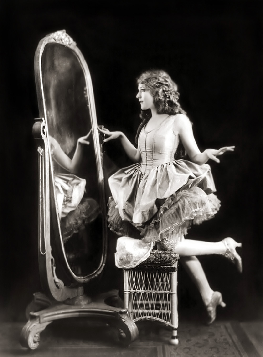 Mary Pickford, date unknown
