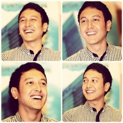 Konferensi Pers Love in Paris season 2. (7-5-2013) @dimsanggara #smile #dimasanggara #dimsanggara #dimskilovers | photos credit by: @kapanlagicom (at SCTV Tower)