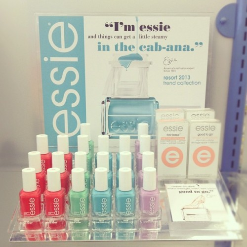 Loving the new #Essie collection!  I'll take one of each, please.