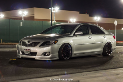 jdmlifestyle:  Dumped Camry Photo By: Kevin Chow