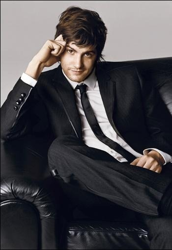 Jim Sturgess - I've always seen him as Galen…