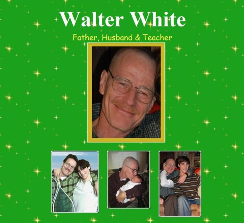 Save Walter White