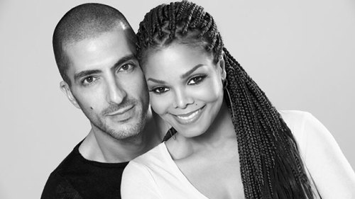 Congratulations to Janet Jackson who is now a married woman!