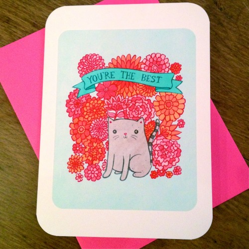 Just can't get enough of My Zoetrope cards, now available at Inkling!