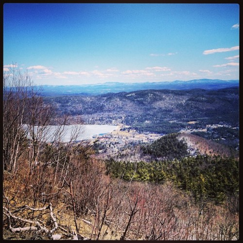 #home (at Prospect Mountain - The Summit)