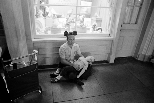Disneyland, CA, 1976 Don Hudson