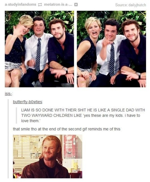 joewalkermadevoldemortsexy:  Please tell me that people do know they're brothers?….