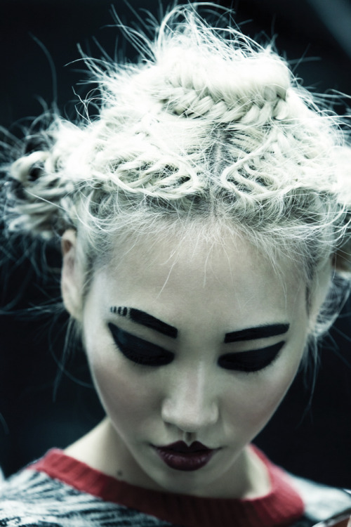 biscodeja-vu:  evilnol6:  .Soo Joo  the most gorgeous….