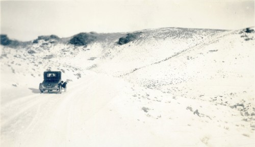 Six Mile Hill, Wyoming, 1928