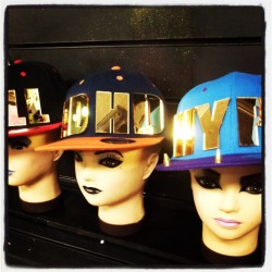 Believe the hype! New custom mirrored caps now in stock exclusive to Extreme Largeness. #extremelargeness #customcaps #swag #afflecks