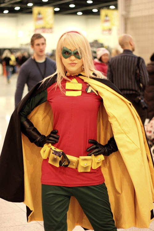 drquinzel:  Stephanie Brown - the Robin that always was. Photography: John Fisher Costume: LilPrince Cosplayer: drquinzel