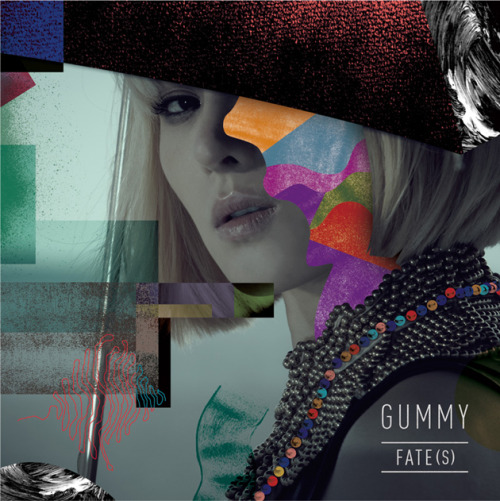"Gummy's 4th Japan Mini Album ""FATE(s)""  Source: ygfamily.com"