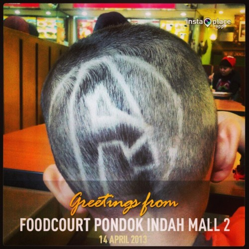 Avengers, Assemble!!! (at Food Court Pondok indah mall 2)