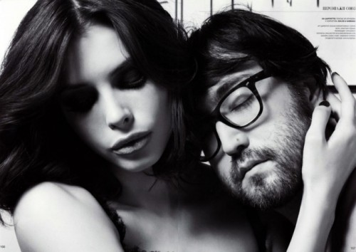 SEAN LENNON AND CHARLOTTE KEMP MUHL: THE EPITOME OF HIPSTER COUPLESby Maggie Jankuloska http://bit.ly/11iRAGp